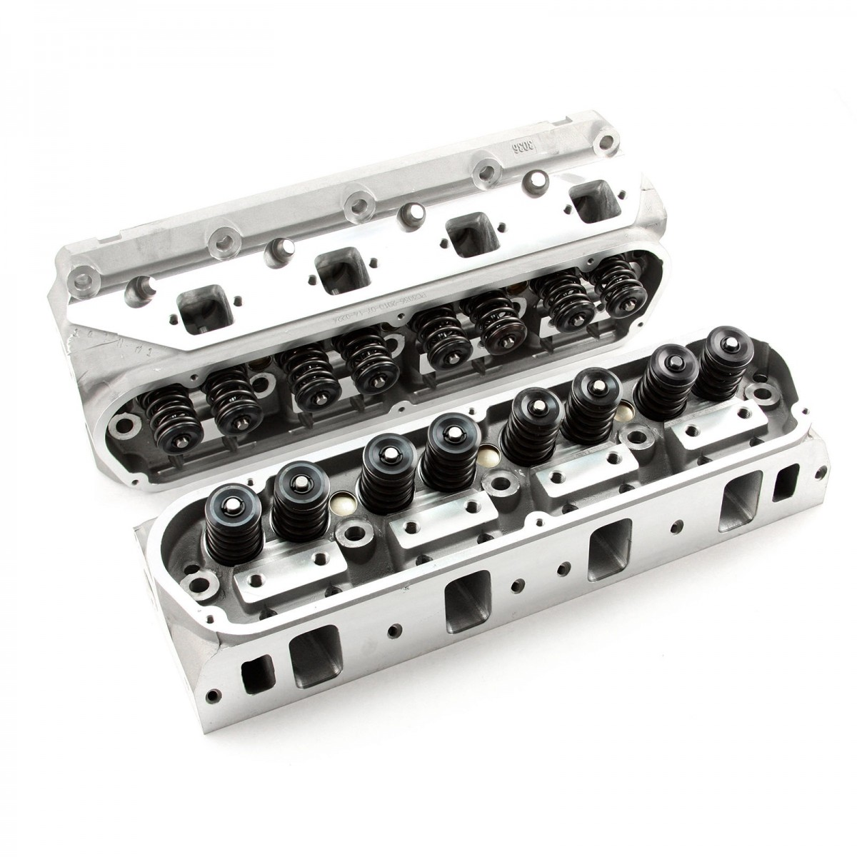 Ford Small Block 302 Aluminum Heads INTAKE HEIGHT 2.200