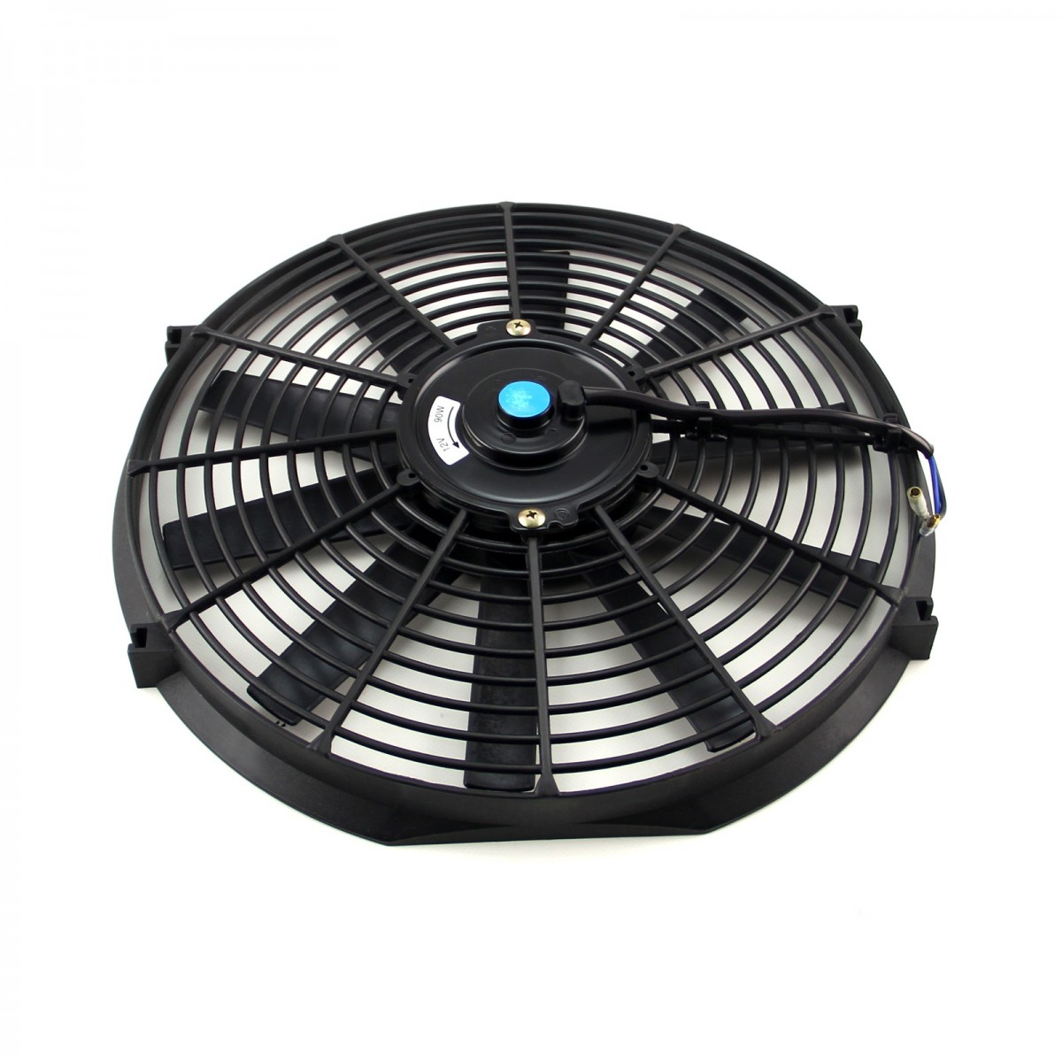 12v Cooling Fan : Quot reversable v radiator electric thermo fan