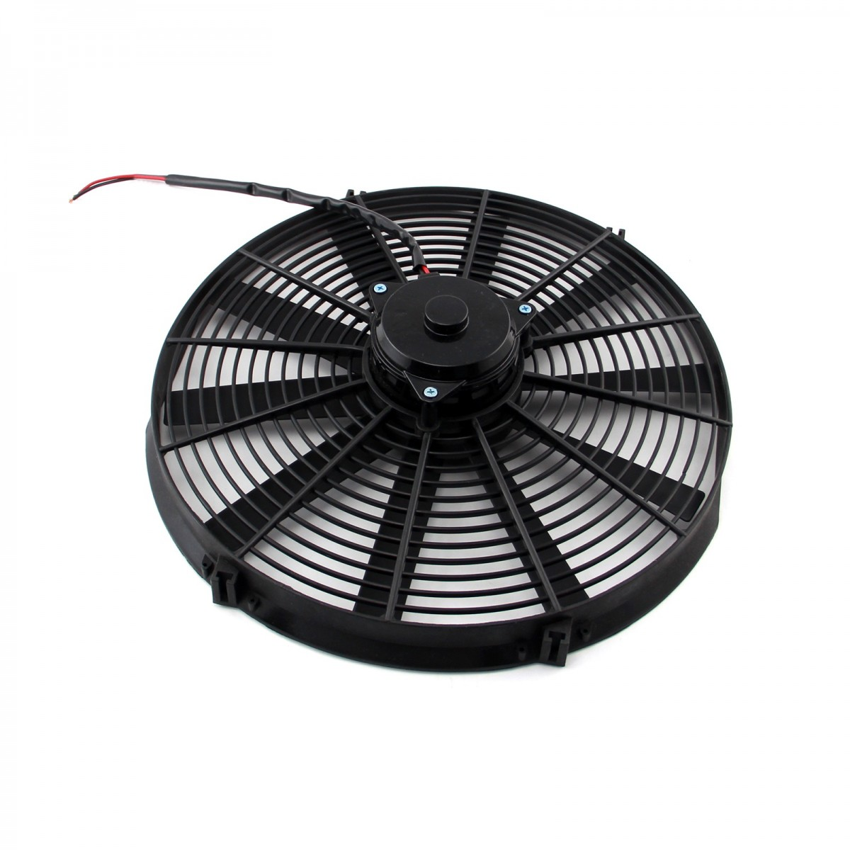 Large 12 Volt Fan : Quot reversable v radiator electric thermo fan big motor