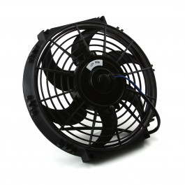 "12"" Reversable 12V 'S' Blade Radiator Electric Thermo Fan"