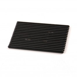 """CHEVY 350-400 7.900"""" .100 LONGER THAN STOCK Chrome-Moly Hardened Steel 3/8 +0.080"""" Wall One Piece Pushrods [8]  PCE254.1034"""