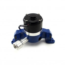 Ford 289.302,351w  35+ Gpm Electric Water Pump Blue.
