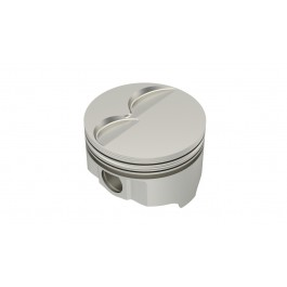 IC890-030 ICON Forged Piston - Pont 400 Rod 6.630 Flat Top 4.5cc 2V