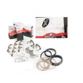 EngineTech - ENG-RMF281DP FORD TRUCK 1997-'00  VIN ''6'' EXC. PI. INTAKE GASKETS  PREMIUM ReMain Kit