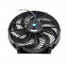 "14"" Reversable 12V 'S' Blade Radiator Electric Thermo Fan"