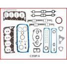 EngineTech - C350P-A CHEVY 350 LT-1  VIN ''P'' EXC. CORVETTE Rebuilders Gasket Set