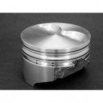 Ford 351w to 408 Keith Black Hyper Stroker Pistons KB320-.020