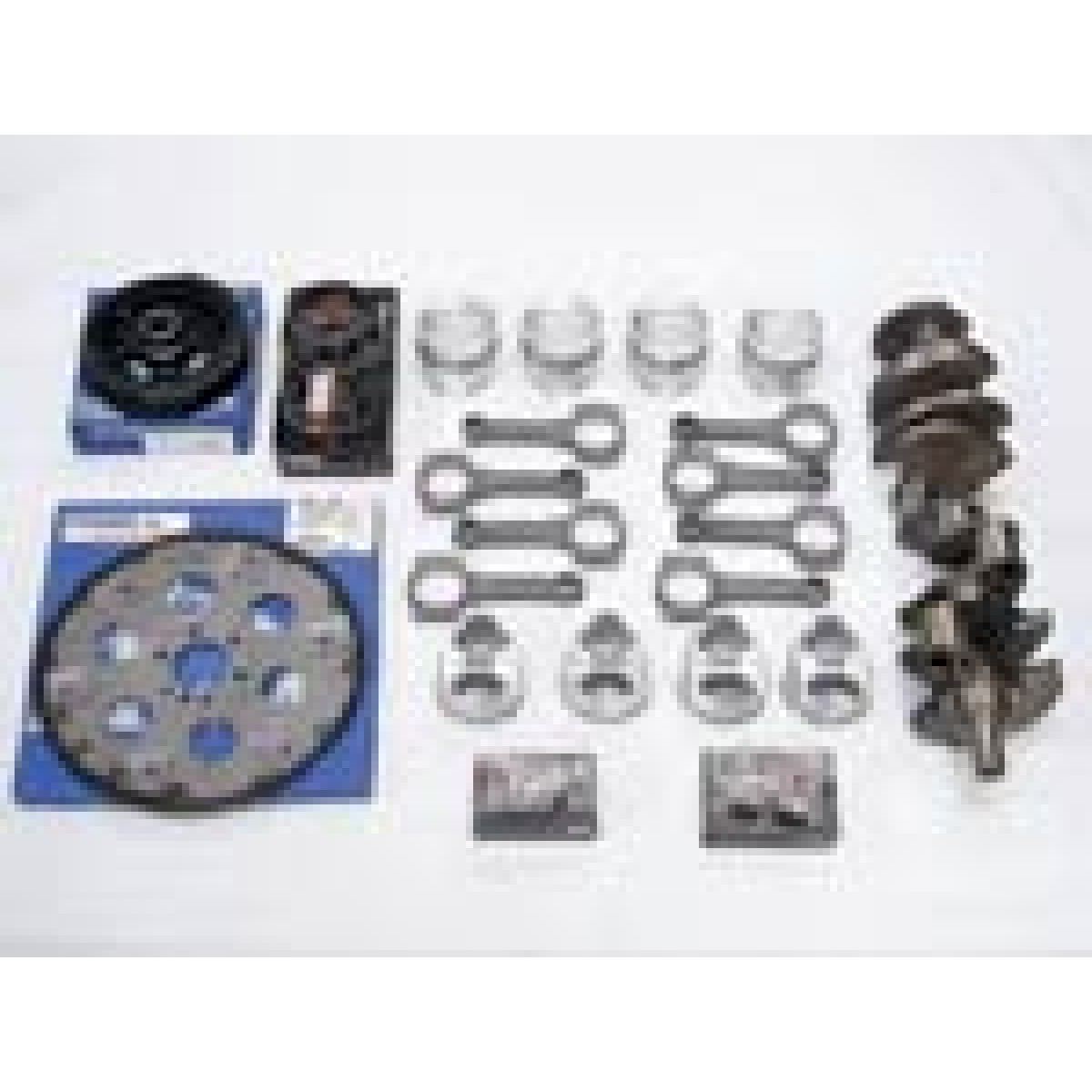 Chevy 305 C I  to 334 C I STROKER KIT 10 1 Compression with