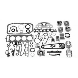 1986-89' Acura 1.6L 4 Cyl DOHC 16v D16A1 - EK01686 MASTER ENGINE KIT