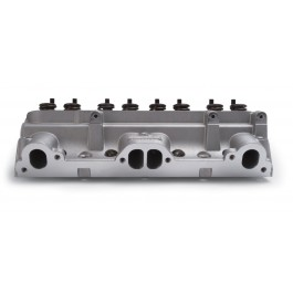 Edelbrock Pontiac 72cc Performer Aluminum Head D-Port 204cc Intake Fully Assembled 61599