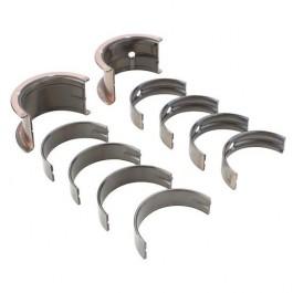 King Bearings - MS909-001 Chevy 350 Main Bearing Set (Lrg Journal)
