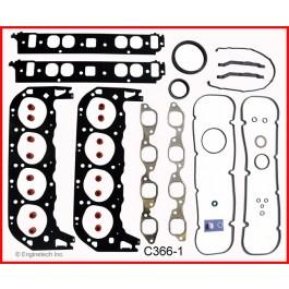 EngineTech C366-1 - 1991-98 Chevy 366 Rebuilders Gasket Set