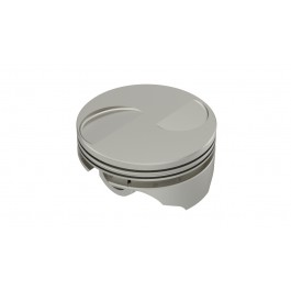 IC946-030 ICON Forged Piston - Ford 2300 5.700 Rod Flat Top 2.5cc 2V
