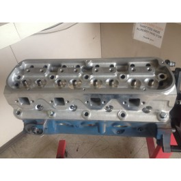 Ford, 289, 302, 351W EDELBROCK Performer 60349 Aluminum Bare Heads (2) 60cc Chamber 170cc (DISPLAY MODEL)