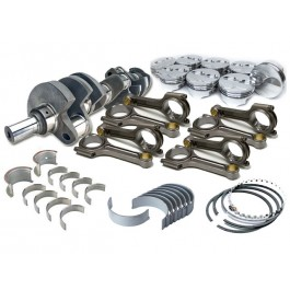 Small Block Chevrolet 400ci to 434ci ALL FORGED Stroker Kit