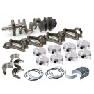 Chevy 350 OUR MOST POPULAR 11.6 or 12.7 STREET/STRIP/CIRCLE TRACK Claimer Race Balanced Kit #350M