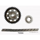 EngineTech - ENG-TS504 AMC CAR 4.2 1982-'88  JEEP 4.2 1982-'90 Complete Engine Timing Components