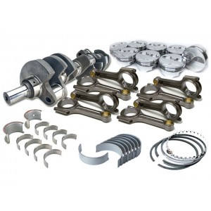 Big Block Chevrolet 454ci to 496ci Stroker Kit 2pc