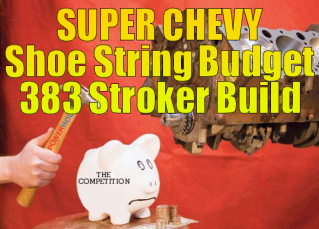 super chevy 383 stroker kit